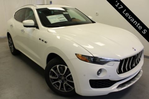New 2017 Maserati Levante S AWD
