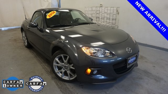 Pre-Owned 2014 Mazda Miata PRHT Grand Touring