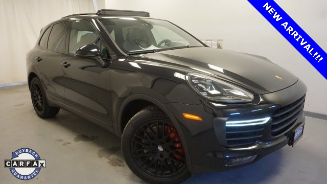 Pre-Owned 2015 Porsche Cayenne Turbo