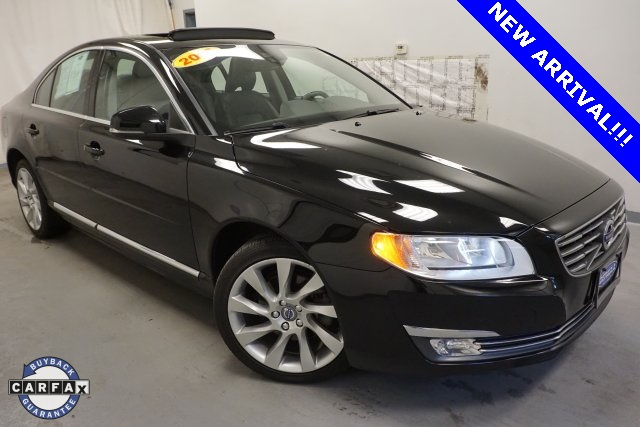 Pre-Owned 2016 Volvo S80 T5