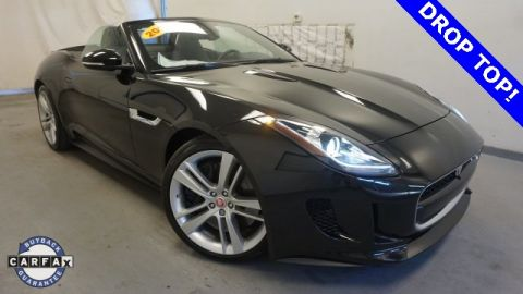 Pre-Owned 2015 Jaguar F-TYPE V8 S